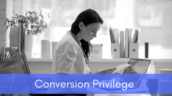CONVERSION PRIVILEGE-2