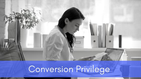 CONVERSION PRIVILEGE-2